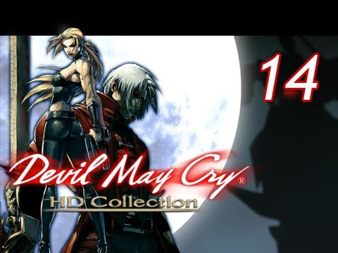 Devil May Cry HD Collection Walkthrough - Part 14 [Mission 15] Wheel of Destiny XBOX PS3