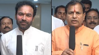 BJP Leaders About Goodachari Movie | TFPC - TFPC
