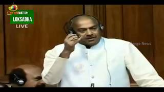 J C Diwakar Reddy Questions Arun Jaitley Over Farmers Issue in Lok Sabha | Mango News - MANGONEWS