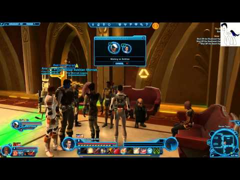 Star Wars the Old Republic - Sexy Grandma!