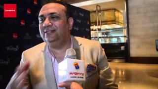 فيديو - مصمم الأزياء بهيج حسين بعشق شادى عبد السلام وبحب أتفرج على نادية لطفى