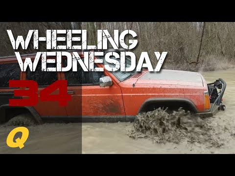 Wheeling Wednesday 34  -