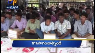 22nd:Ghantaraavam 12 NOON Heads ANDHRA - ETV2INDIA