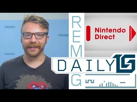 Angry Birds Movie, Nintendo Direct, and Taxing Violent Video Games - TGS