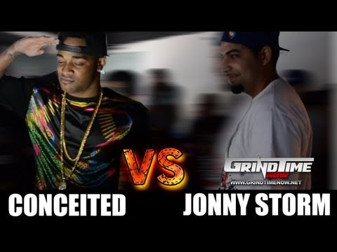 GTN Rap Battle- Conceited vs Jonny Storm