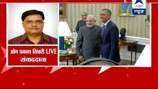 What are the security arrangements for Obama in Delhi - ABPNEWSTV
