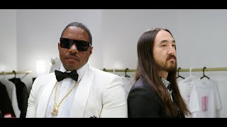 Steve Aoki & Bad Royale Feat. Ma$e & Big Gigantic - $4,000,000 (Official Video) ( 2017 )