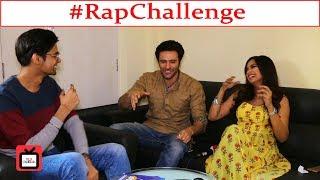 Part 2 :Will Karan Suchak and Jia Shankar slay the TC Challenge? | Exclusive | TellyChakkar | - TELLYCHAKKAR