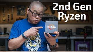 2nd Gen Ryzen 7 2700X: Reviewed and benchmarked! - PCWORLDVIDEOS