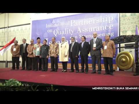 Seminar Internasional Islamic QA BAN PT