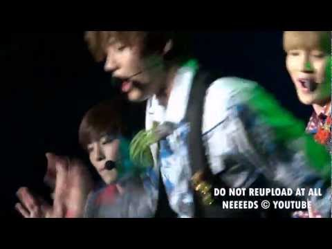 120615 SHINee - Stranger @ Boyz Nite Out Singapore