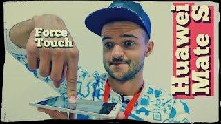 Первый смартфон с Force (3D) Touch. Обзор Huawei Mate S
