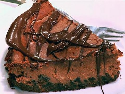 How To Bake Chocolate Cheesecake