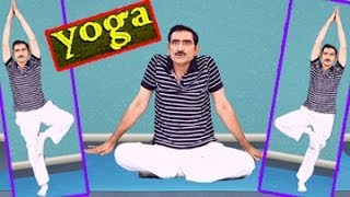 Yoga For Neck Pain Solutions by Dr. C.V. Rao - TELUGUONE