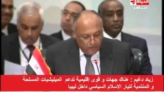 بالفيديو.. سياسى ليبى: الإخوان يرفضون نزع سلاح الميليشيات
