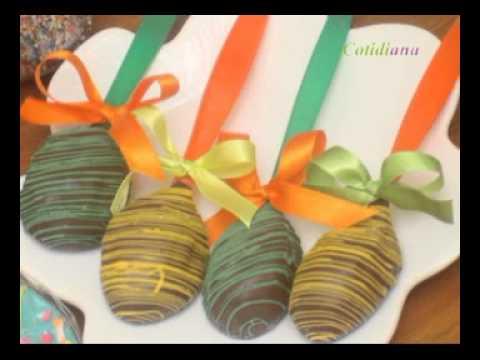 Idéias para a Páscoa - Loja Festinha - abril 2012