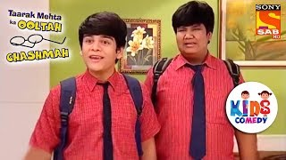 Tapu Sena Excited For The Fitness Camp | Tapu Sena Special | Taarak Mehta Ka Ooltah Chashmah - SABTV