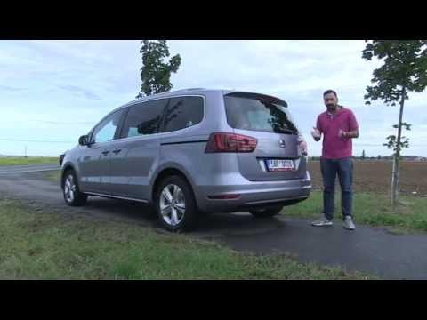Autoperiskop.cz  – Výjimečný pohled na auta - Seat Alhambra 2.0 TDI 2016 – VIDEOTEST REDAKCE AUTOPERISKOP