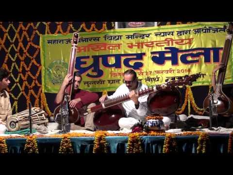Ustad Bahauddin Dagar part Raga Bhairavi