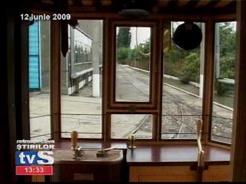 130 ani de circulatie a tramvaiului electric in Oradea