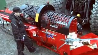 Son Teknoloji Odun Kırma Makinesi