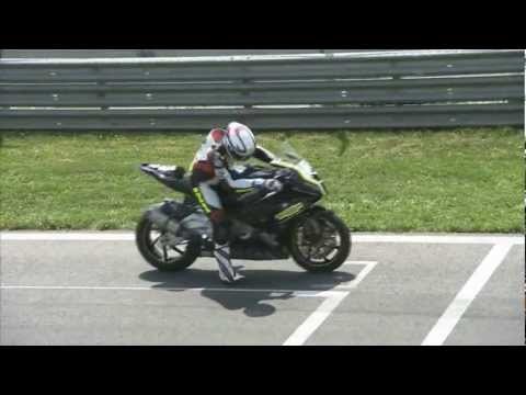 IDM Superbike 2012 - Red Bull Ring - Rennen 1