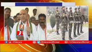 Ex Minister Pallam Raju | Face To Face Over Pulwama Terrorists Attack | iNews - INEWS