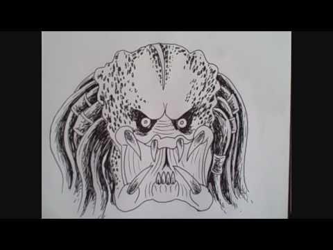 Youtube.com Videos - how to draw predator Videos
