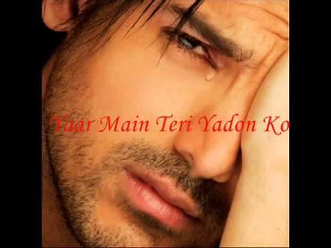Hindi Romantic and Sad SonG    With Lyrics By~AJ