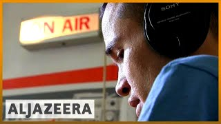 🇫🇷 📻 Radio for refugees: Show provides information on asylum | Al Jazeera English - ALJAZEERAENGLISH