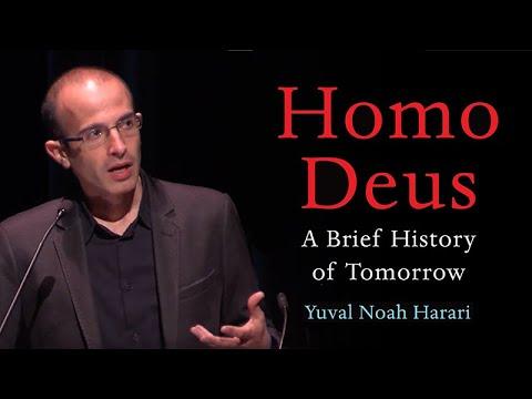 Homo Deus: A Brief History of Tomorrow with Yuval Noah Harari