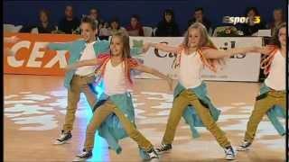 Hip Hop Sport3, Minilittles Quality 1s. Infantil  Cpt. hip hop ThatsFly Dance  Cambrils 2012