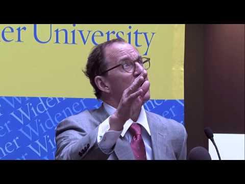Widener Law Delaware Introduces New Dean Rod Smolla