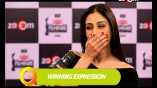 Britania Filmfare Awards - Winning Expressions | EXCLUSIVE