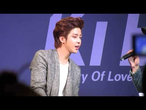  1st Kim Kibum Super Junior Fanmeet in Thailand. MVI