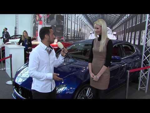 Autoperiskop.cz  – Výjimečný pohled na auta - Maserati na Autoshow Praha 2014