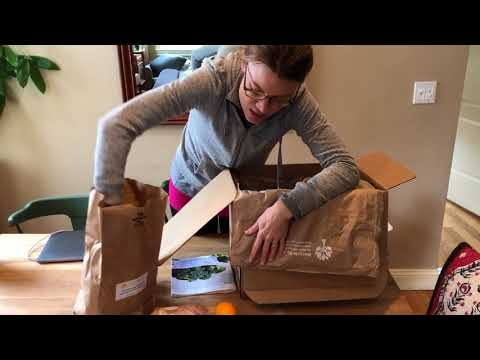SunBasket Organic Meal Kit Delivery