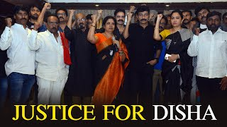 Telugu Film Industry 'Disha Candle Rally' Event Full | TFPC - TFPC