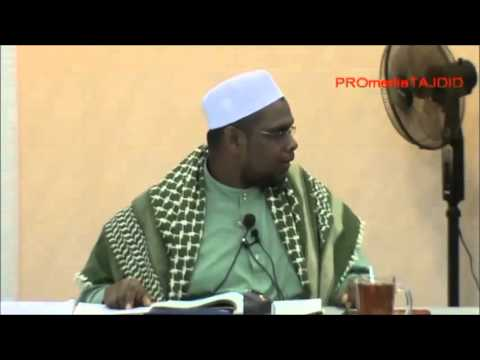 Ustaz Halim Hassan-Kebesaran Allah - Paus Biru