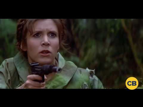 Wspominamy Carrie Fisher