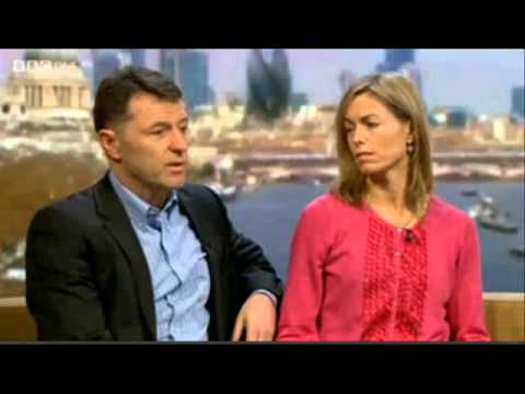 Kate & Gerry McCann - BBC Andrew Marr Show - Feb 17th 2013