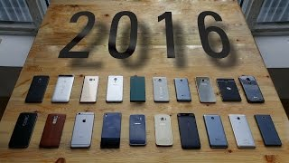 Лучший смартфон на начало 2016 — сравнение