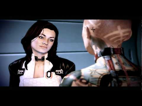 Mass Effect 2 Ita - Miranda vs Jack
