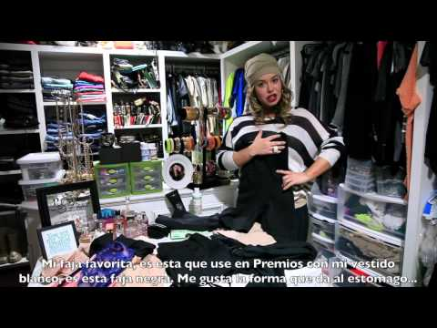 Chiquis FashionBlog Week4 - Fajas