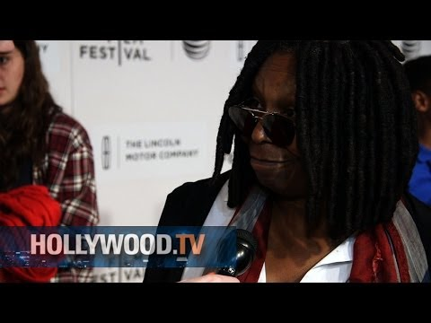 Whoopi Goldberg at Tribeca Film Festival - Hollywood.TV