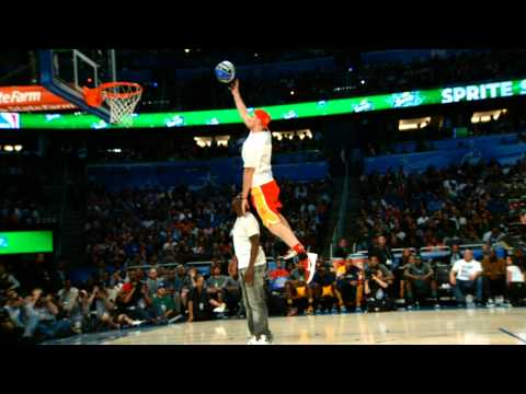 Phantom: Chase Budinger Dunks Over Diddy