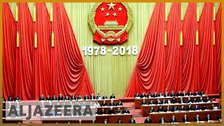 🇨🇳Marking 40 years of reform, Xi says China won't be dictated to l Al Jazeera English - ALJAZEERAENGLISH