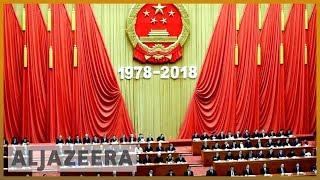 🇨🇳Marking 40 years of reform, Xi says China won't be dictated to l Al Jazeera English - ALJAZEERAENGLISH