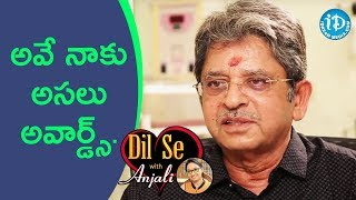 Dr NCK Reddy About His Awards || Dil Se With Anjali - IDREAMMOVIES