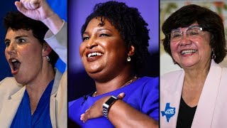 Meet the Women Who Made History in This Week's Elections | NYT News - THENEWYORKTIMES